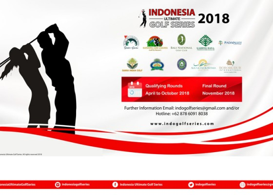 Nusabali.com - indonesia-ultimate-golf-series-iugs-2018
