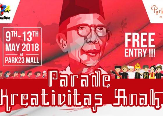 Nusabali.com - parade-kreativitas-anak-2018