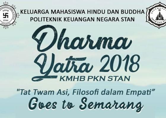 Nusabali.com - dharma-yatra-2018-kmhb-pkn-stan