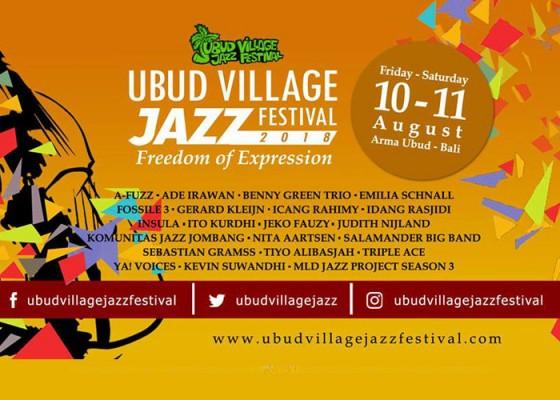 Nusabali.com - ubud-village-jazz-festival-2018