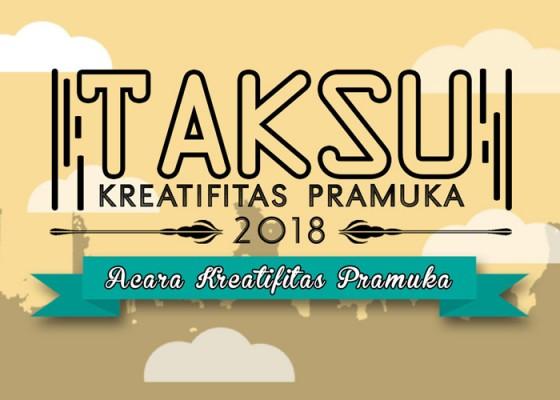 Nusabali.com - taksu-kreativitas-pramuka-2018