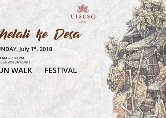 Nusabali.com - melali-ke-desa