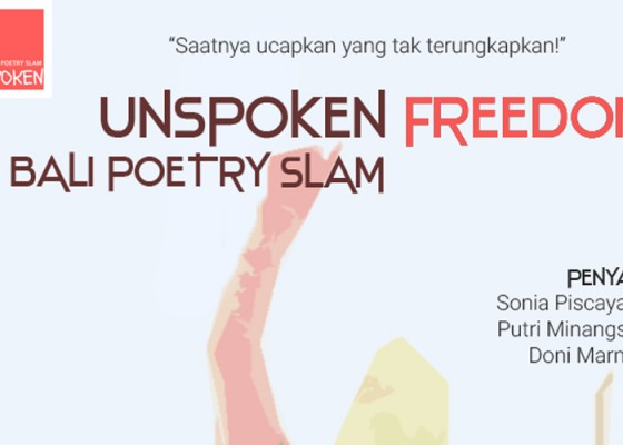 Nusabali.com - unspoken-poetry-slam-freedom