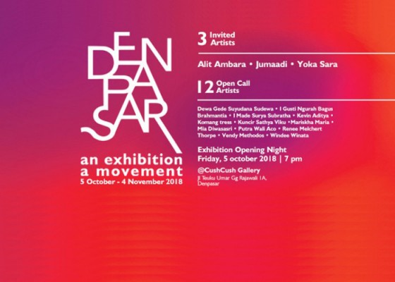 Nusabali.com - denpasar-2018-an-exhibition-a-movement