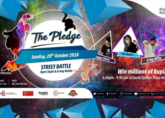 Nusabali.com - the-pledge-street-battle-at-plaza-renon