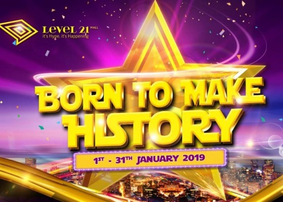 Nusabali.com - born-to-make-history-di-level-21-mall