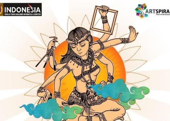 Nusabali.com - artspirasi-4-stiki-indonesia