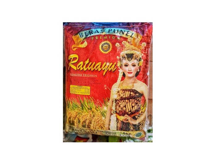 Beras Ratu Ayu 5 Kg - Senggol Bali