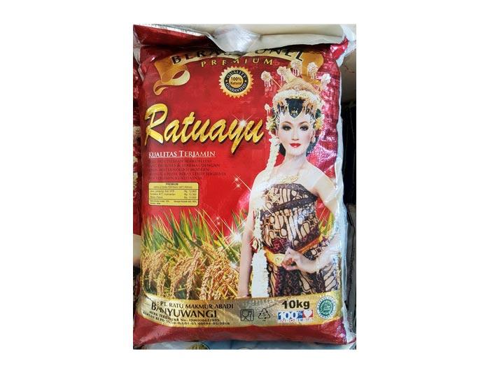 Beras Ratu Ayu 10 Kg - Senggol Bali