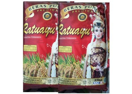 Beras Ratu Ayu 25 Kg - Senggol Bali