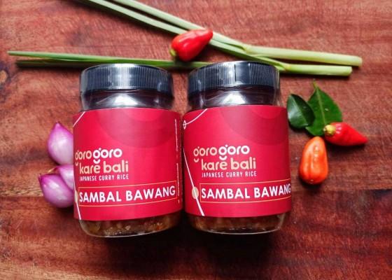 Sambal Bawang  - Senggol Bali