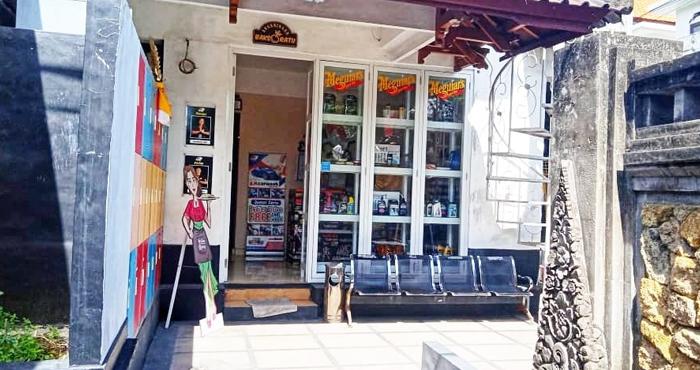 Dijual Tanah & Bangunan Lokasi Strategis Renon, Denpasar - Senggol Bali